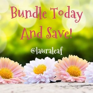 🌸Bundle Today And Save!🌸